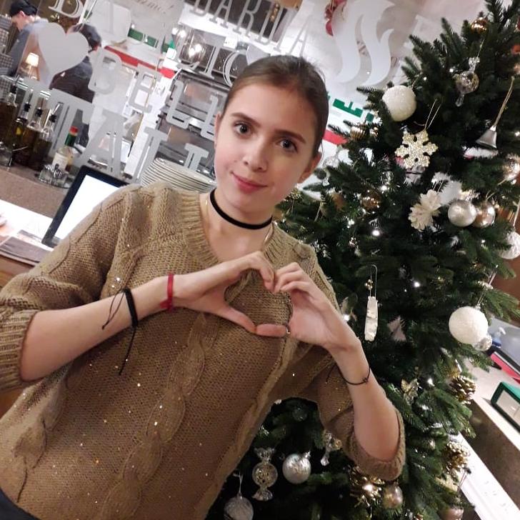 Полина Шилина
