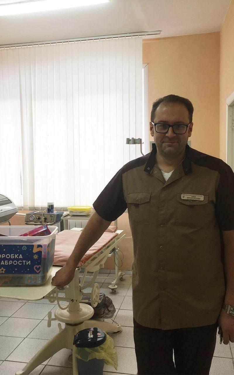 Воронежский Клуб добряков установил еще одну Коробку храбрости