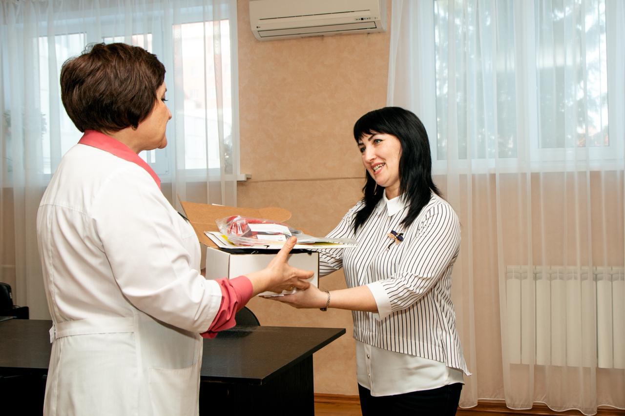 Клуб добряков приобрёл необходимое оборудование для больницы Ульяновска
