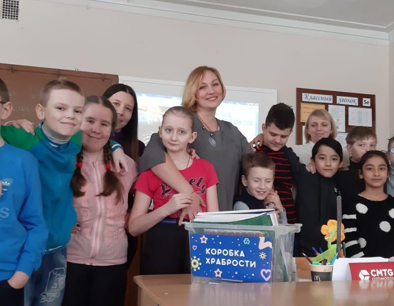В Нижнем Новгороде прошёл первый урок доброты