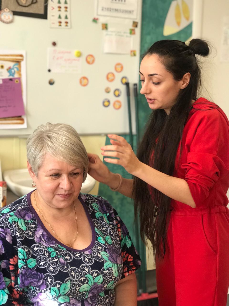 Проект «День красоты» теперь и в Санкт-Петербурге