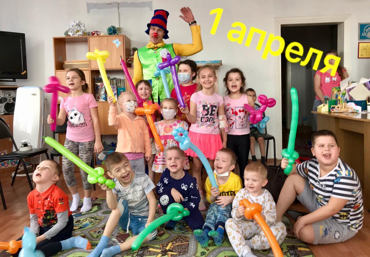 Доброе 1-ое апреля в Ульяновске