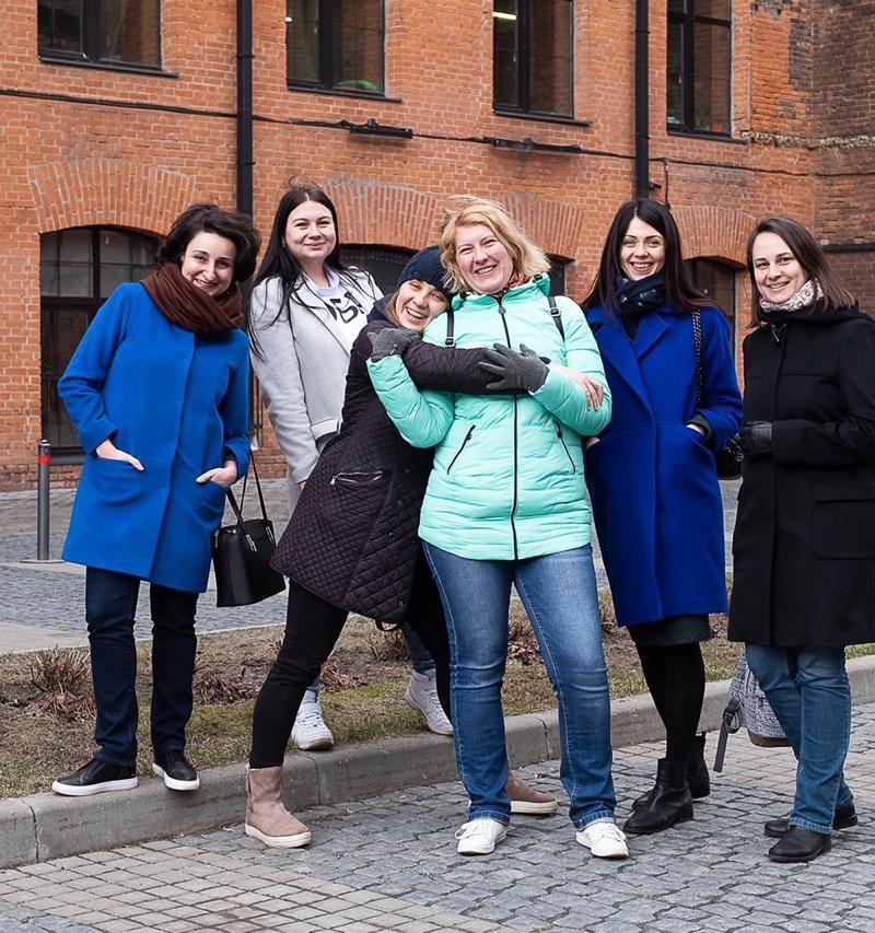 В Москве прошли психологические встречи с волонтерами