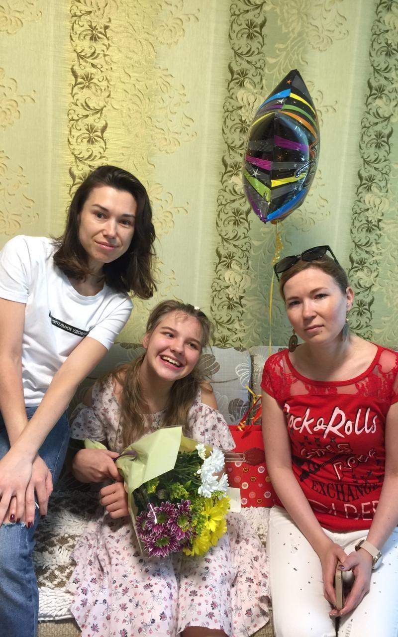 В Ульяновске отмечают дни рождения особенных детей