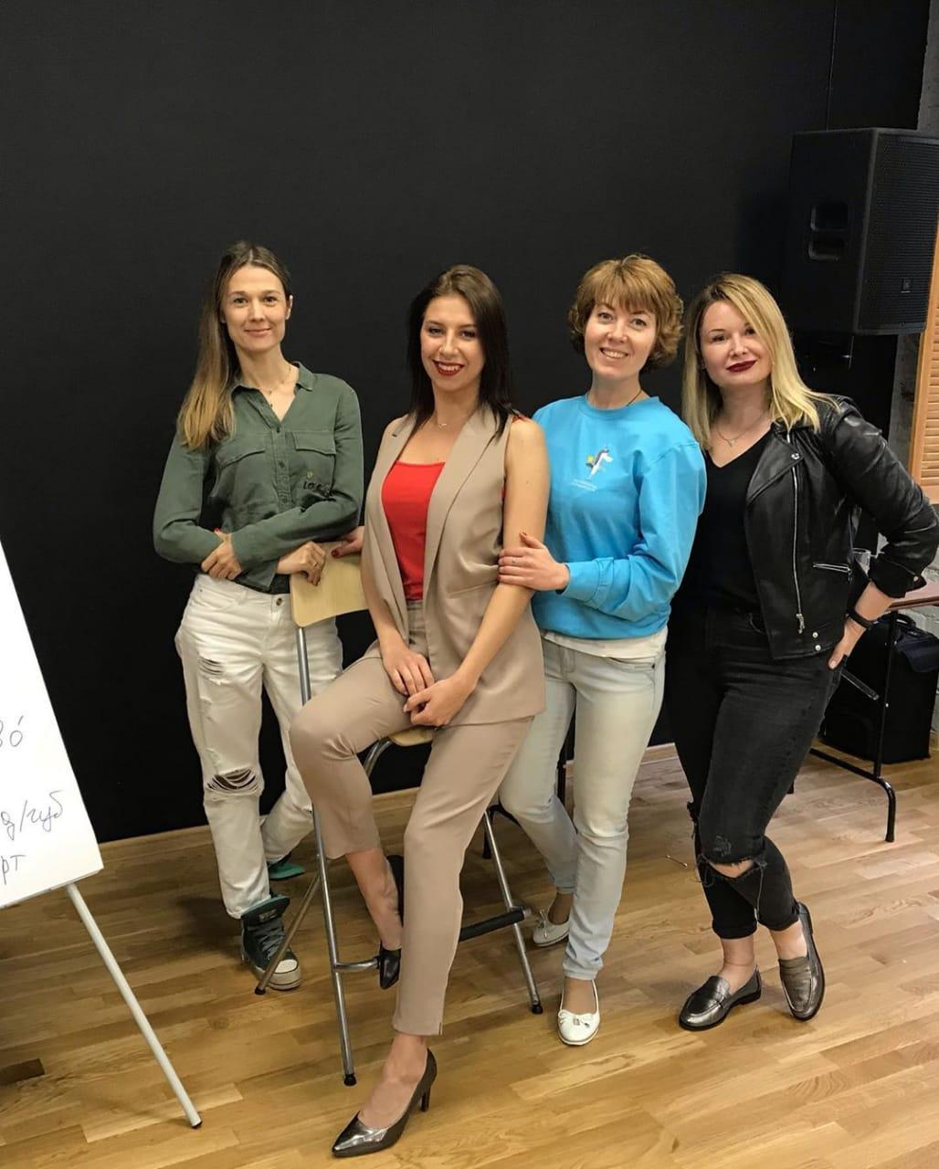 В Петербурге провели мастер-класс для мам особенных детей