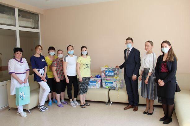Газпром собрал коробки храбрости