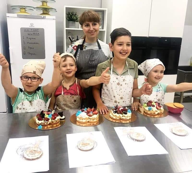 Добряки провели кулинарный мастер-класс для особенных детей