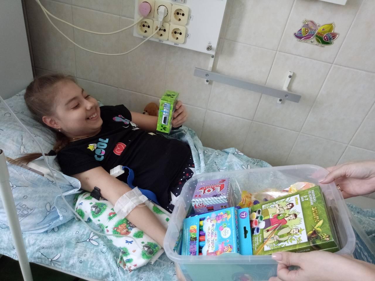 Оборонно-промышленное предприятие в Туле собирает игрушки для больных детей