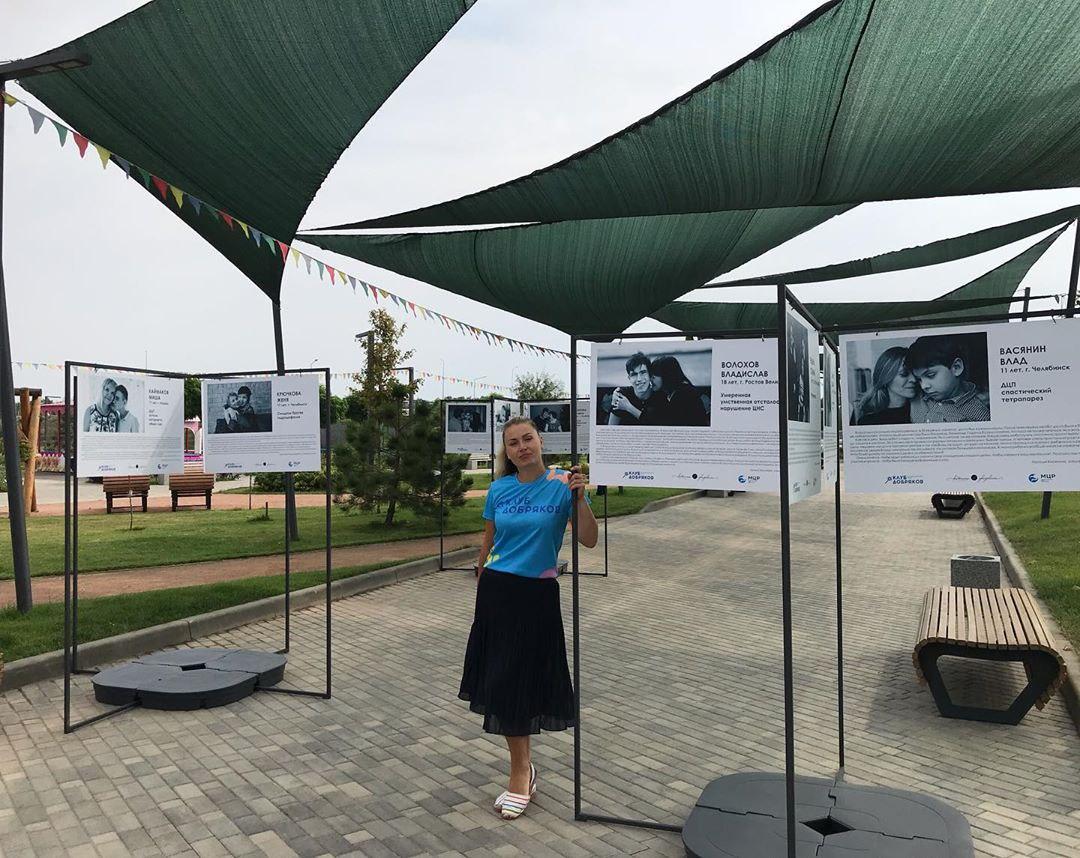 В Ростове открылась выставка фотопроекта «Невидимые»