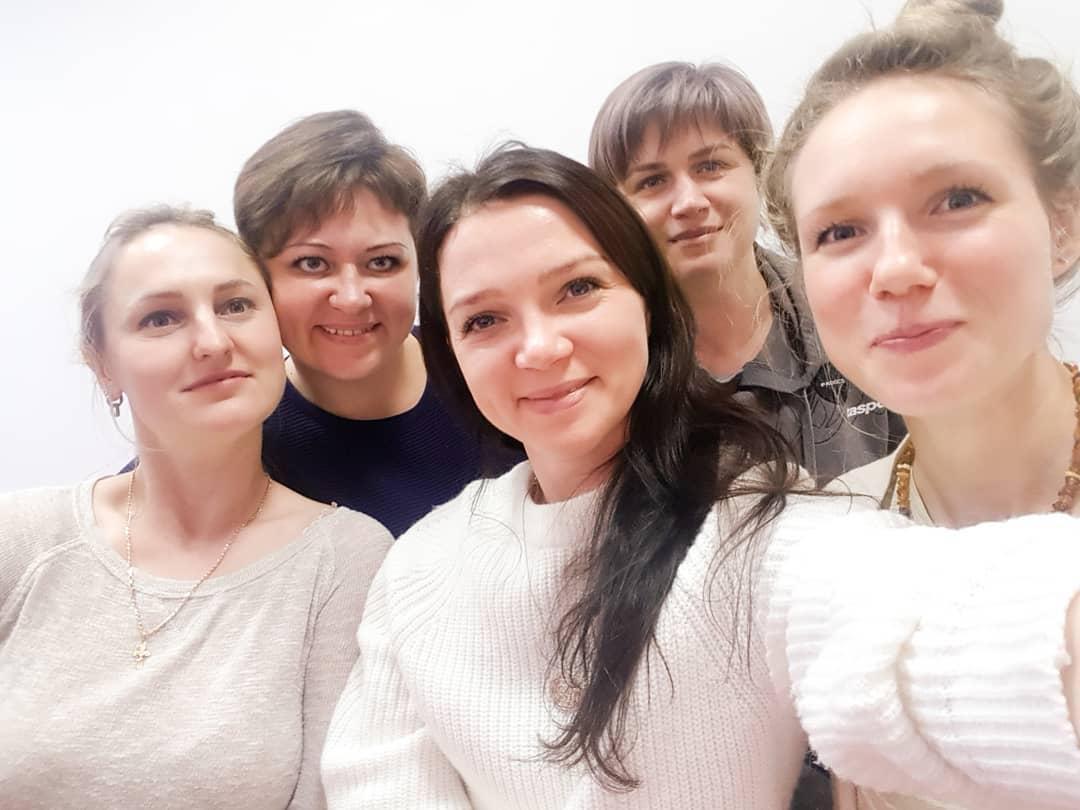 В Сочи прошел тренинг для уставших мам