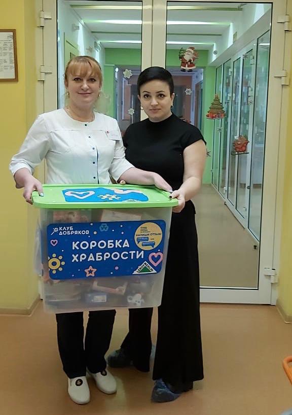 В Северной Осетии открылось отделение Клуба добряков