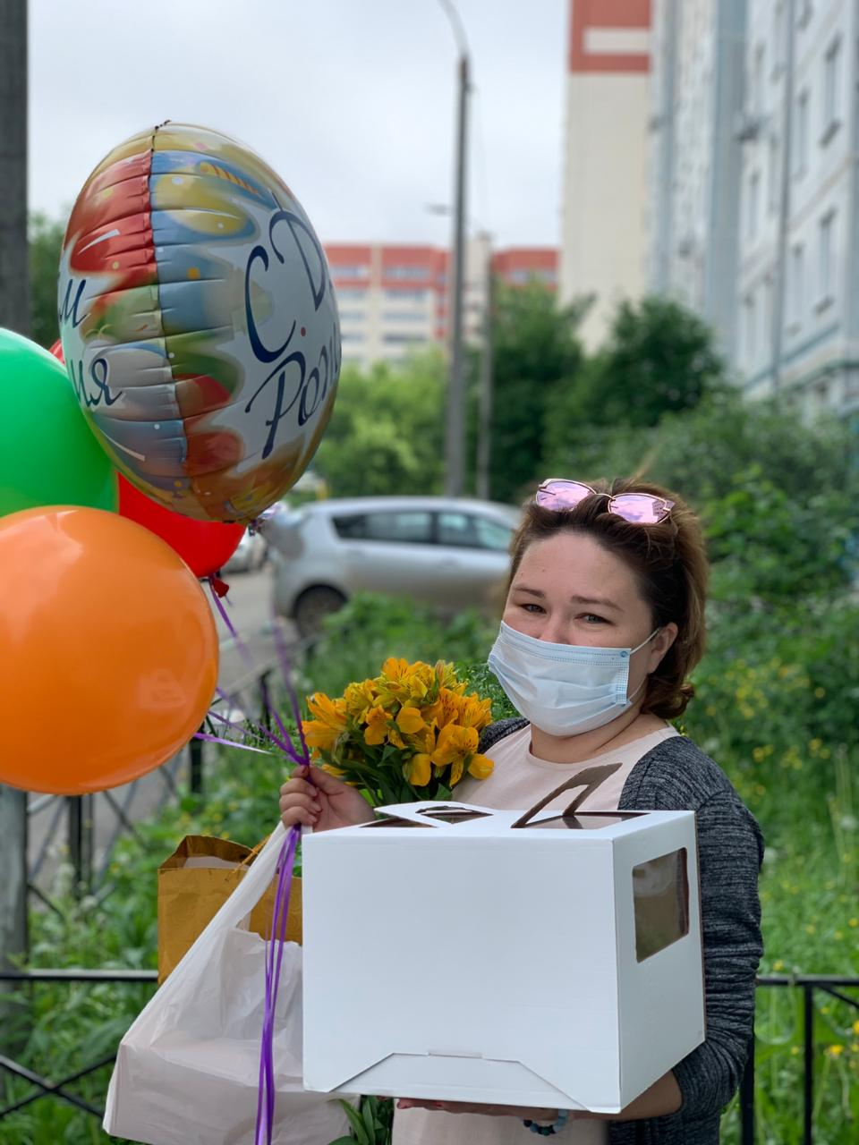 В Казани стартовал проект «Добрый торт»