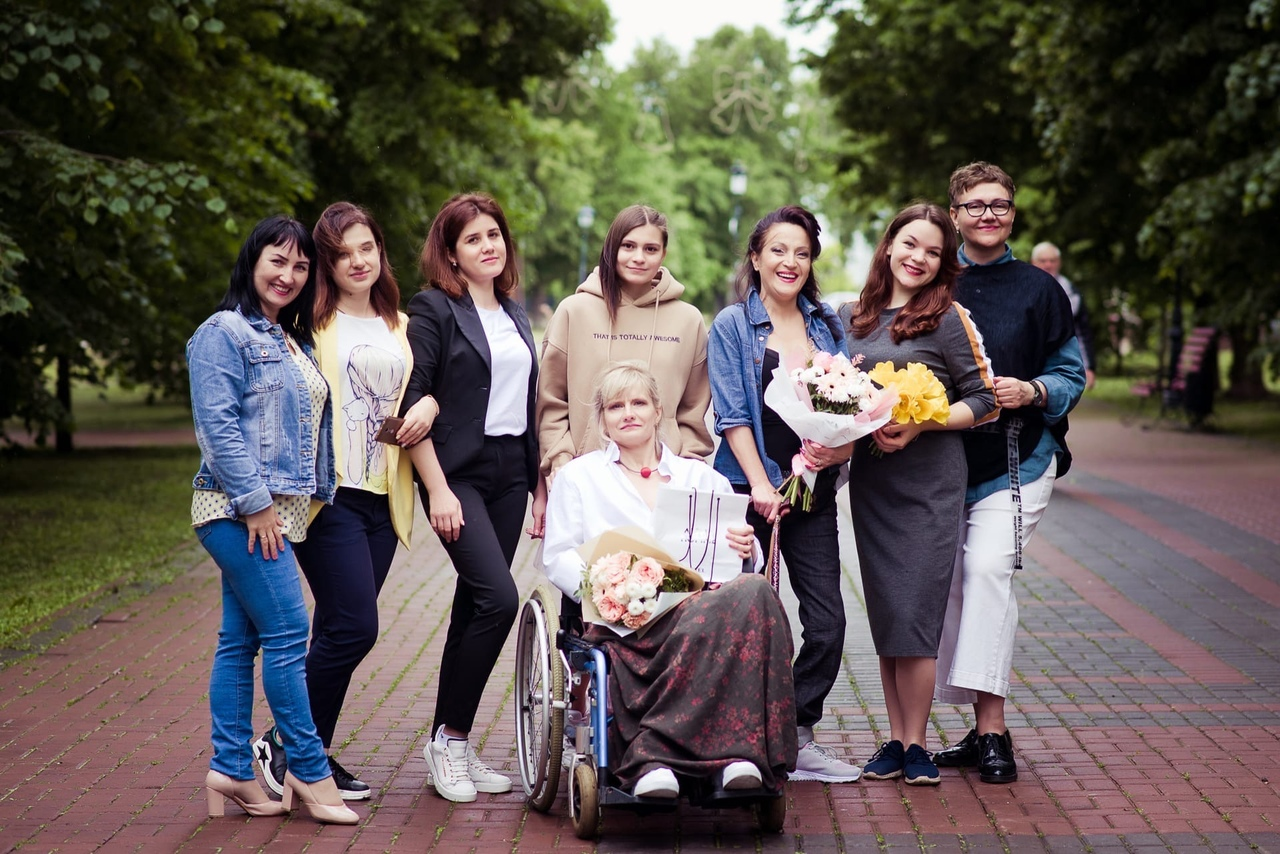 В Ульяновске прошел необычный день красоты