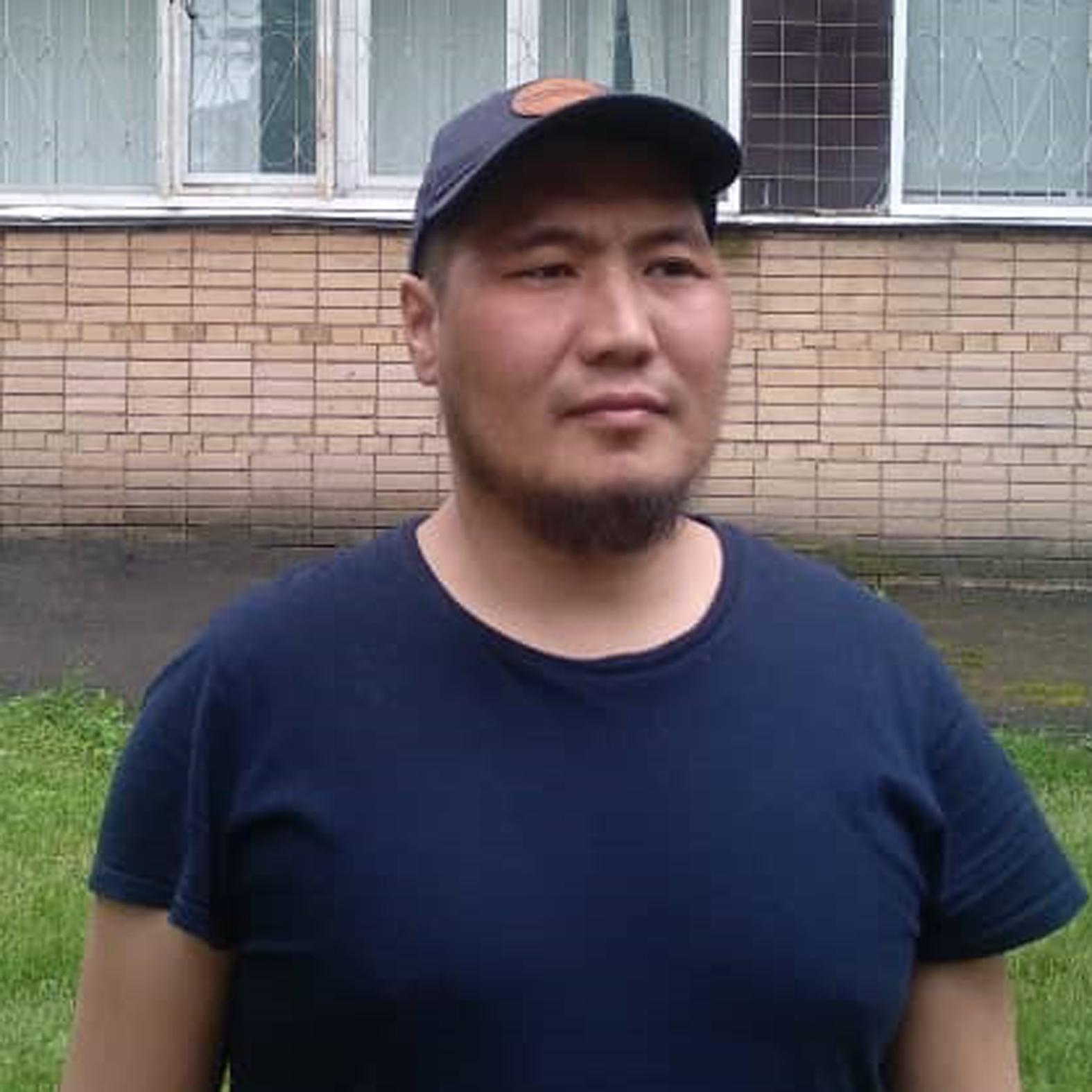 Жыргалбек Муратов