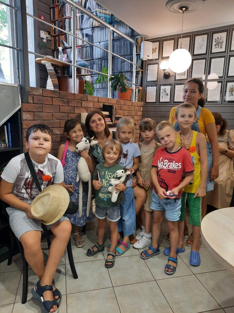 Необычный урок доброты в Новороссийске