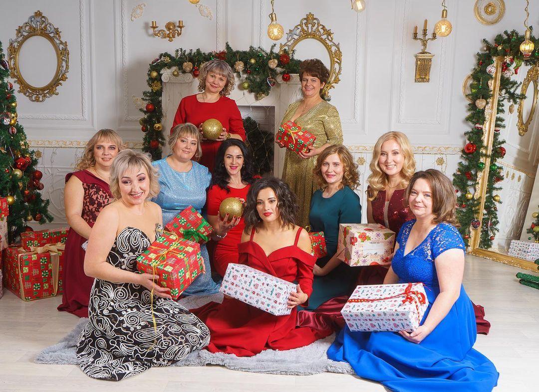 В Кемерове прошел день красоты для 12 особенных мамочек