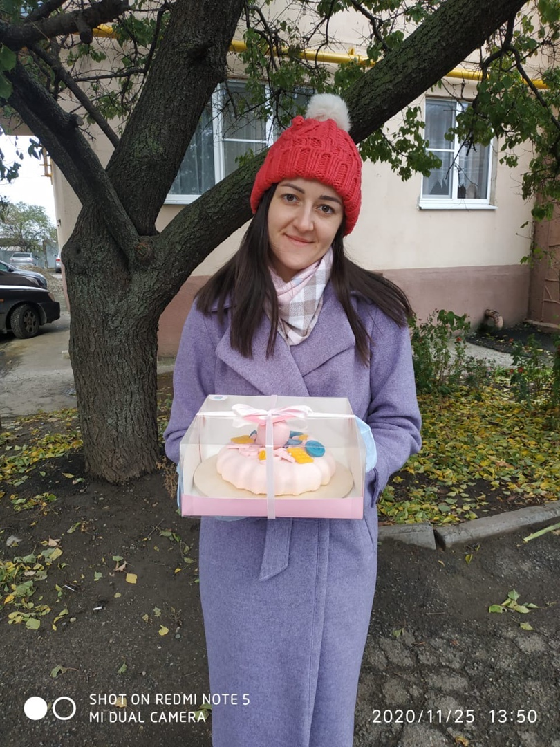 Добрый торт теперь радует и особенных детишек Ставрополя