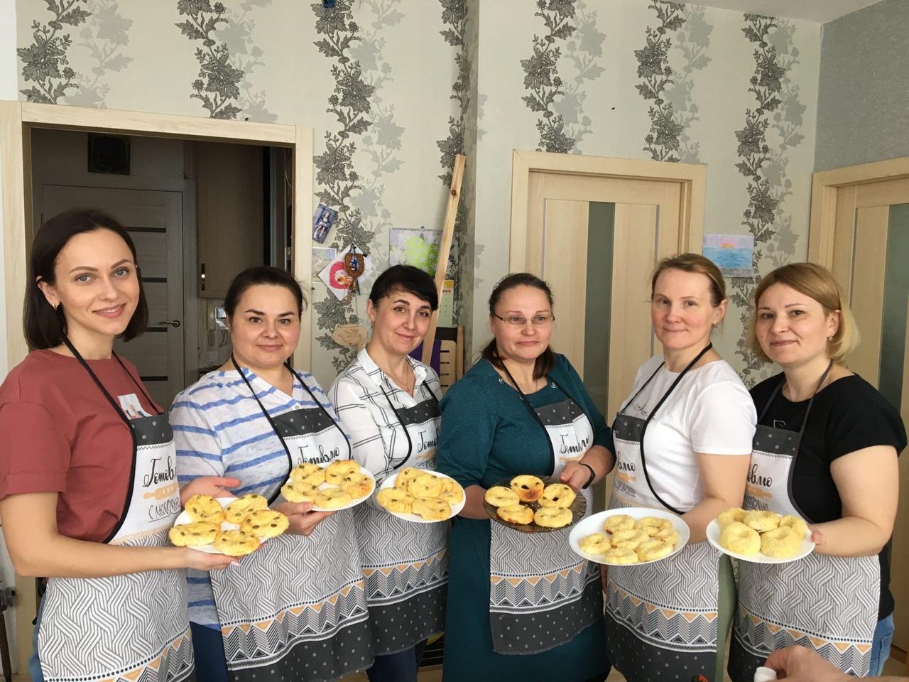 Особенные мамы Архангельска снова встретились на доброй кухне
