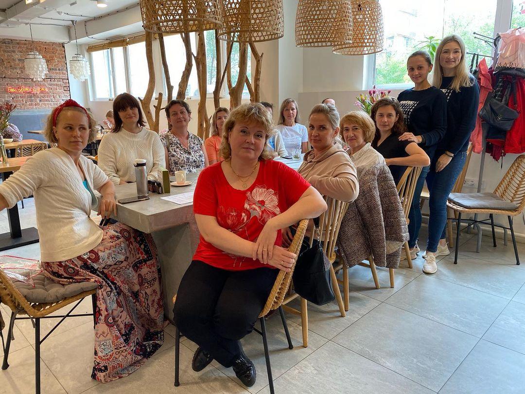 В Хабаровске состоялась встреча особенных мам в рамках проекта «Мамины радости»