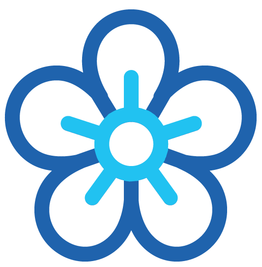Логотип Букет добра