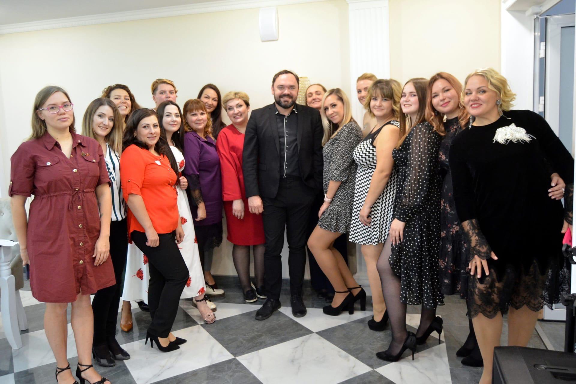 Волонтеры Пскова отметили двухлетие отделения Клуба добряков